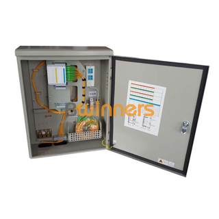 SJ-ODB-M12 1:32 Splitter Outdoor Fiber optics Distribution Enclosure