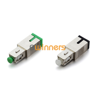 BWINNERS SC Female To Male And Fixed Fiber Optic Attenuator Singlemode / Multimode 1dB 3dB 5dB 10dB FC SC ST LC MU DIN E2000 MTRJ