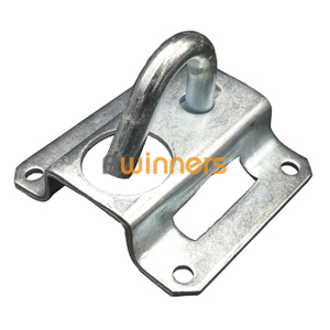 BWINNERS FACH-BW-04-A Pole Mounting Clamp Bracket for Drop Cable, Fastening Unit Supporting