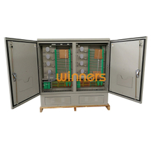 BWINNERS SJ-OCC-SS-1152-1 Street Fiber Cross Connect Cabinet, Fiber Connection Cabinet 1152 Fibers