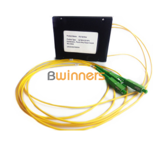 BWINNERS BWN-PLC-CT-1X2 Cassette Type 1x2 PLC Splitter, with SC/APC Connector