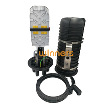BWINNERS Dome Type 1 In-out 4 Outlet Fiber Optic Splice Closure Outdoor Fiber Splice Box