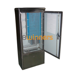 BWINNERS SJ-OCC-SS-288 Outdoor Fiber Optical Cross Connect Cabinets OCC