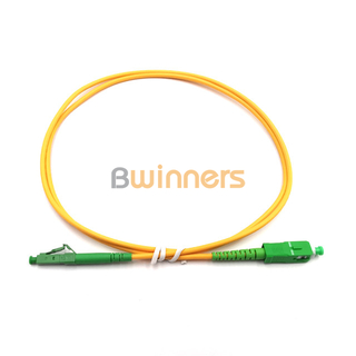 BWINNERS SC/APC-LC/APC Fiber Optic Patch Cord SM, SX 3.0mm, Length 1M-20M